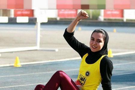 رکوردشکنی دختر باد در صربستان
