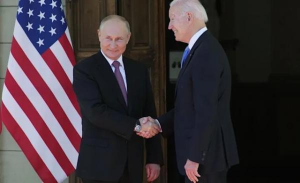 هشدار بایدن به پوتین: آمریکا قدرت تلافی حملات سایبری را دارد