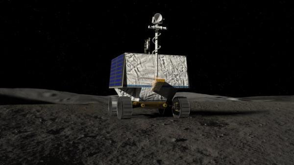 کاوشگر رباتیک ناسا 2023 به ماه می رود